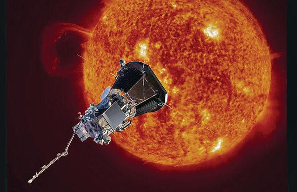 探測器明夏起程 破天荒「摸」太陽