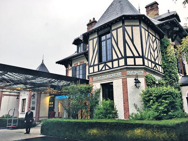 法國香檳區五星精品酒店