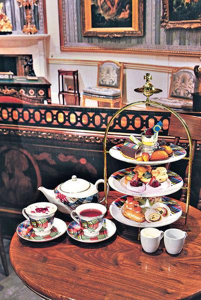 尖沙咀 Vivienne Westwood Café 新出10款鹹甜點