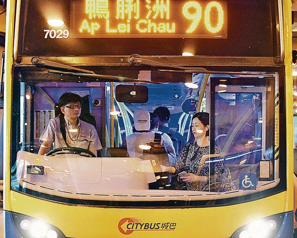 下調利潤分享指標 巴士票價新制遏加幅
