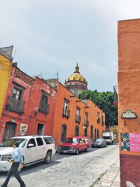 墨西哥夢幻山中小鎮