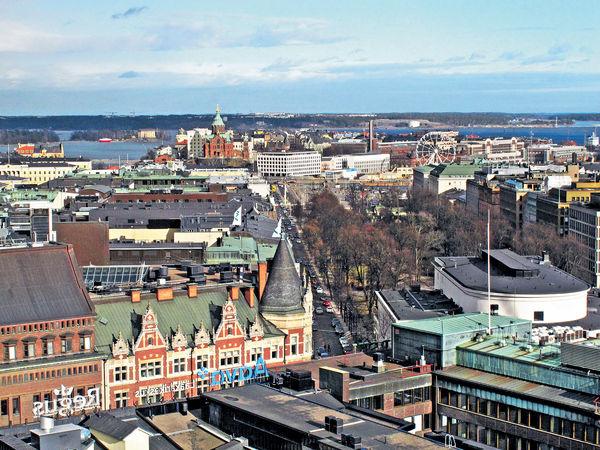 赫爾辛基秘點 盡覽城市美景