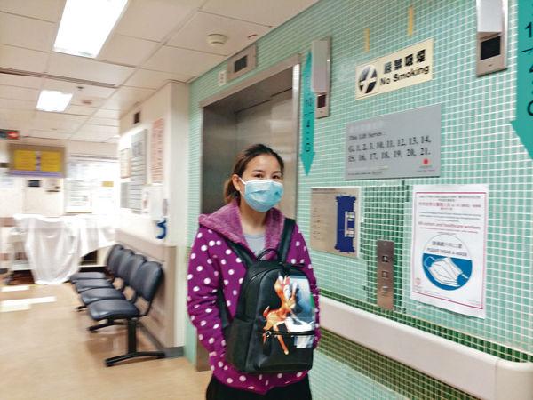 上周移植手術失敗 膽閉塞女嬰求肝續命