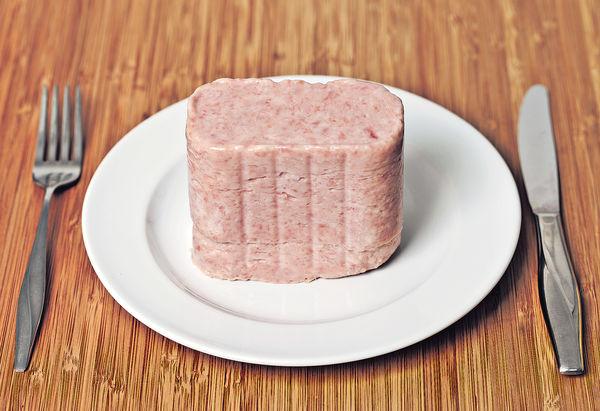 午餐肉超高鈉 1罐等於2茶匙鹽