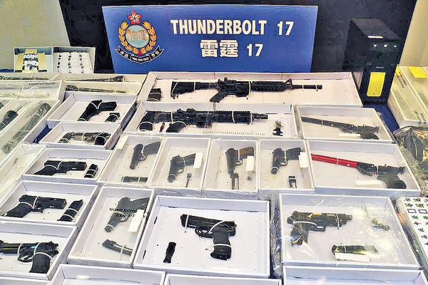 粵港澳嚴打黑幫 3個月拘7670人