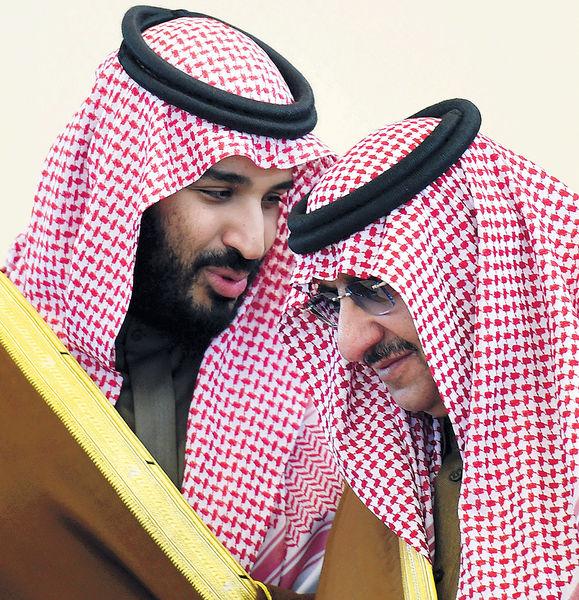 沙特國王廢姪兒王儲 改兒子接替