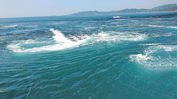 日本德島 直擊鳴門漩渦