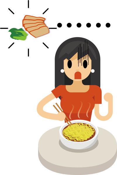 網民唔識日文 點有餸拉麵變淨麵