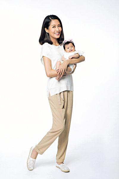 陳敏之拍廣告母性大發