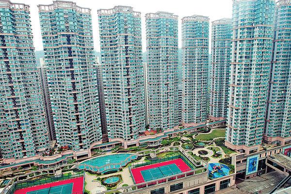 將軍澳都會豪庭2房戶 減45萬 595萬易手