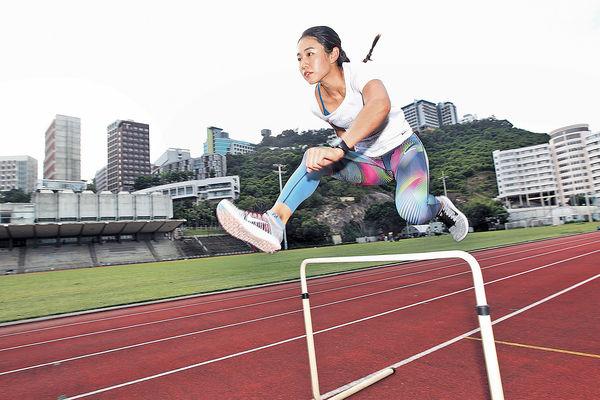 香港欄后 愛上跨越紀錄的驚喜