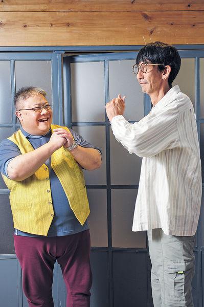 劉錫賢 車保羅 37年老友記
