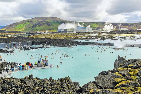 冰島金環遊 跨越歐美板塊