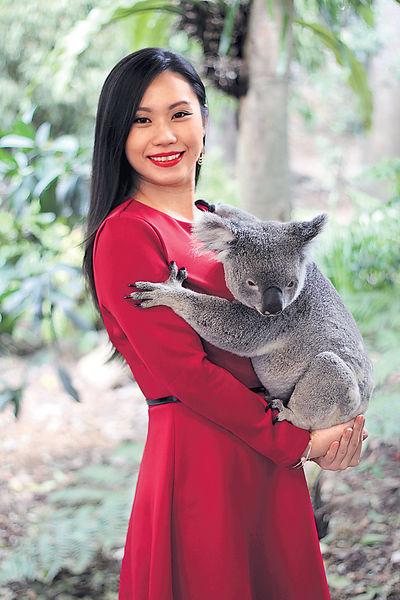 「熊抱」澳洲國寶