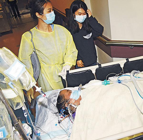 累鄧桂思換肝 兩醫生被轟警覺不足