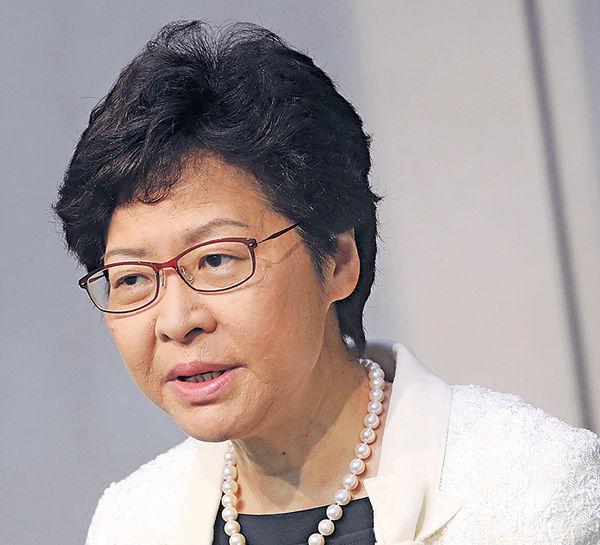 林鄭今公布新增教育開支詳情