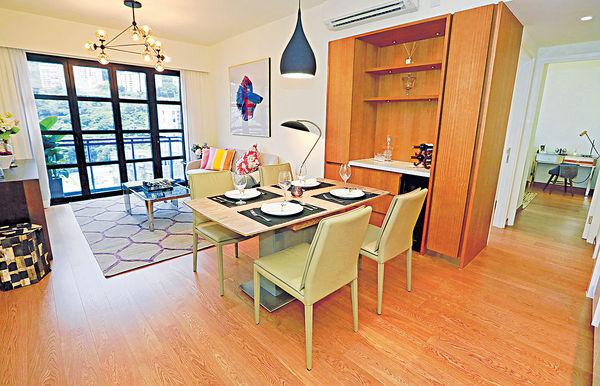 嘉里推服務式住宅 月租料4.5萬起