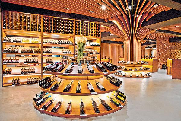 4萬呎葡萄酒中心 歐陸菜伴佳釀