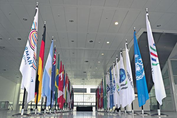 G20峰會 敵友難分的新年代