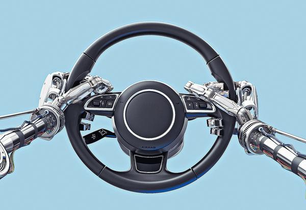 解決安全道德問題 無人車真正上路