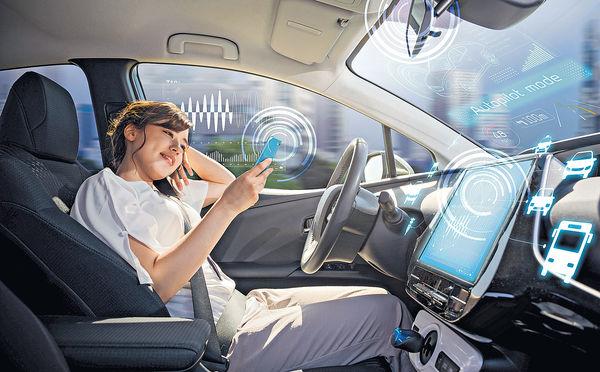 無人車商機無限 科技巨頭爭住做