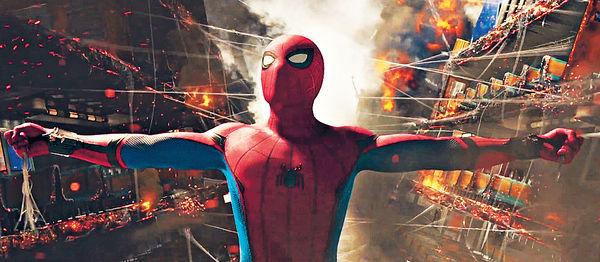 蜘蛛俠歸位 Marvel英雄搶攻突圍