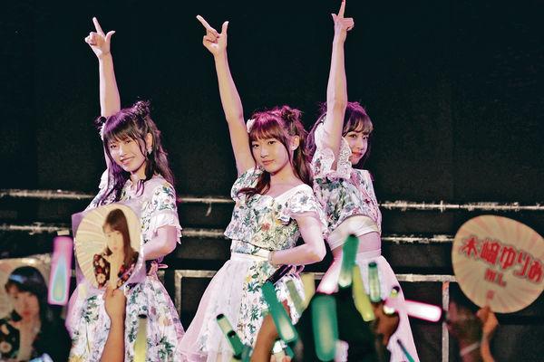 AKB48木崎由里亞恨拍港產片