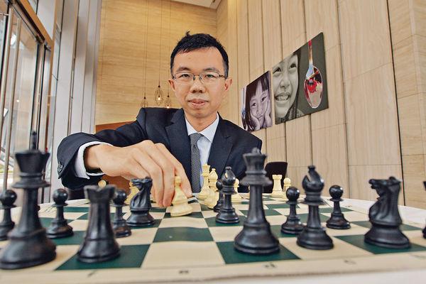 對弈成精神支柱 投資策略師國際象棋賽奪冠
