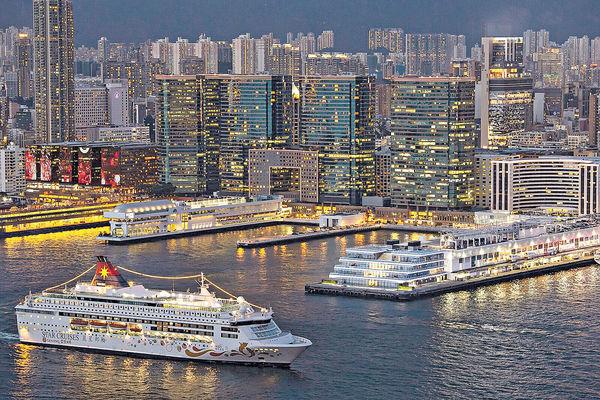 270°維港觀景台 海港城打造新地標