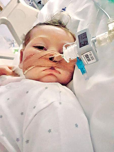 父母須提新療法證據 英絕症嬰命運周四定