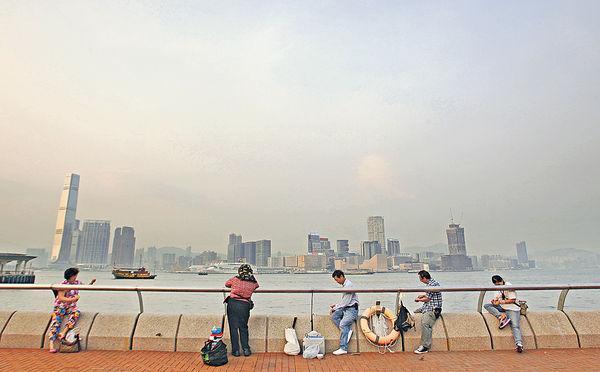 空氣污染勁 推算頭半年936人早逝