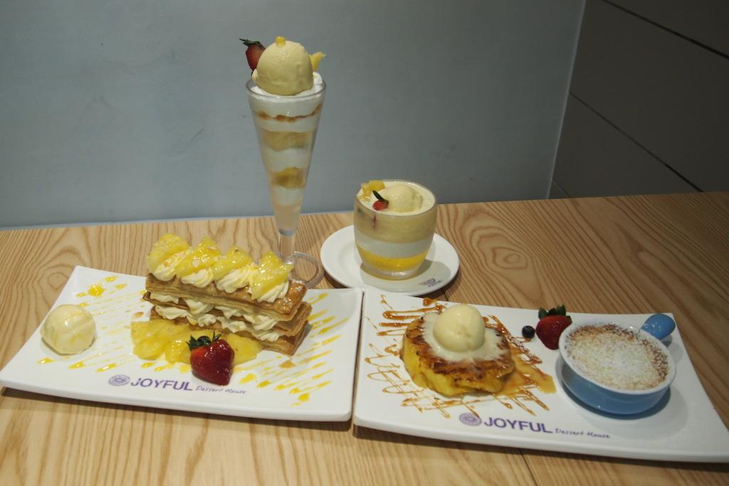 酸酸甜甜最消暑!米芝蓮甜品店夏日限定菠蘿系列