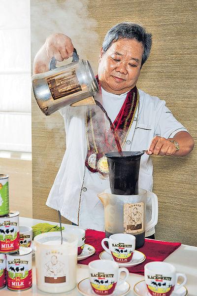 如心南灣海景酒店 Pop up冰室歎奶茶