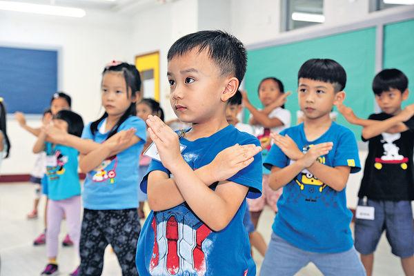 暑假兒童劇 提升孩子自信心