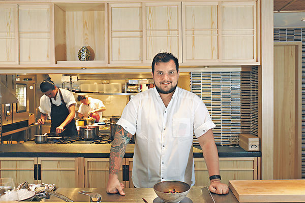阿根廷名廚 非一般和風割烹