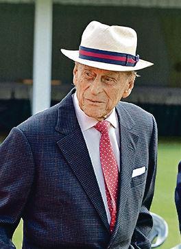 96歲菲臘親王榮休