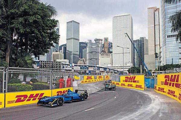 Formula E 12月再臨 門票即日售