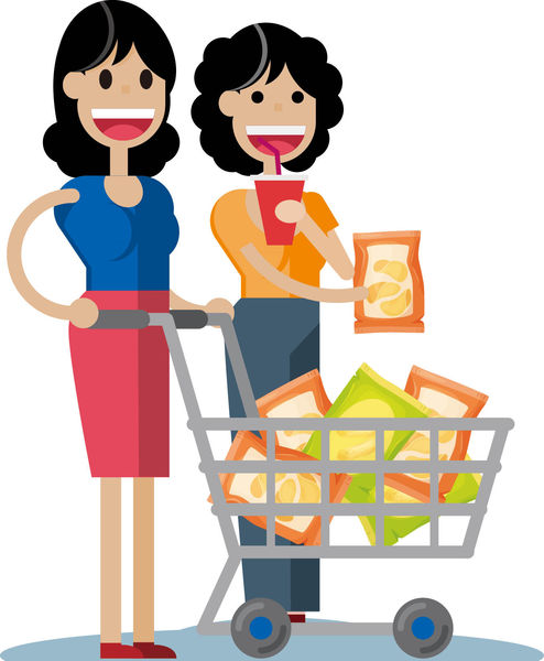兩外傭日日買零食 僱主呻食到窮