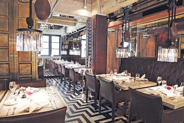 英倫家具名牌 全球首間餐廳 中環開幕