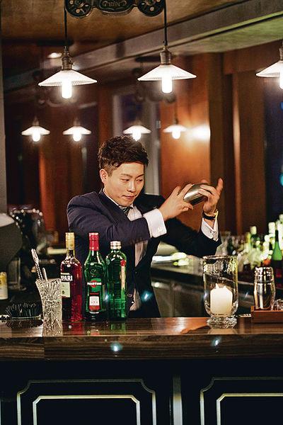 OPPA調酒師 教釀韓國米酒