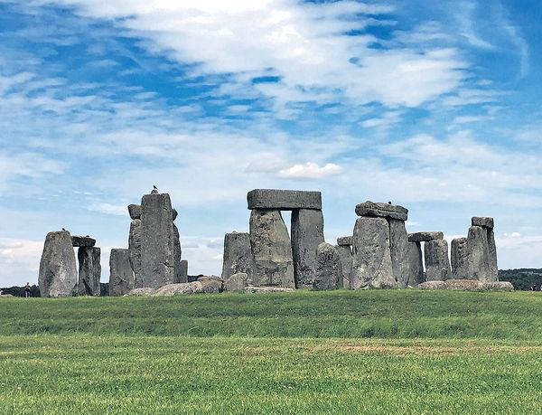 遊英國巨石陣讚嘆前人智慧