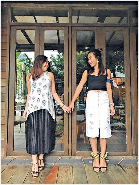 八月泰國閨密之旅