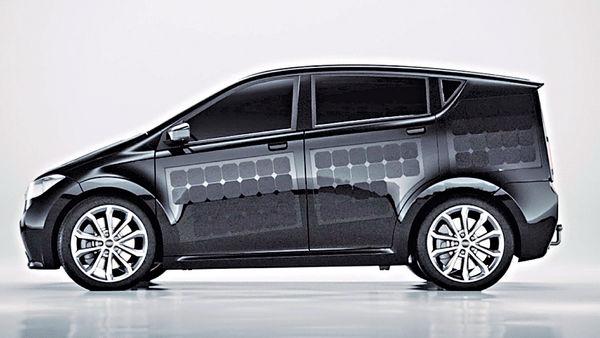 首款太陽能電動車 2019發售