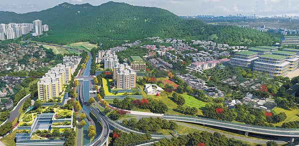 元朗南100公頃棕地 料將建2.85萬住宅
