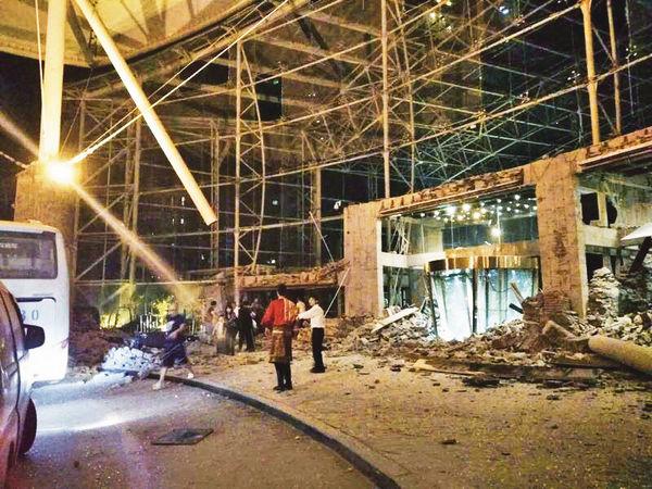 九寨溝7級大地震 至少4死30多傷