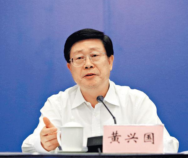 前天津市長黃興國 受賄4千萬認罪