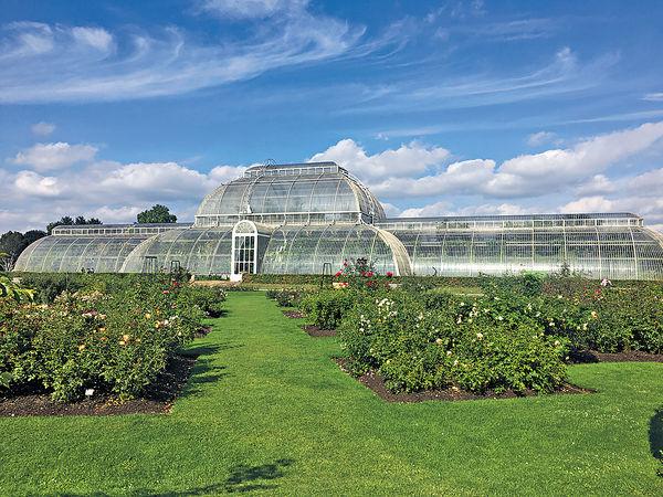 再說Kew Gardens