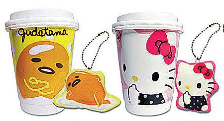 7-11買零食 加$20換Sanrio茶杯