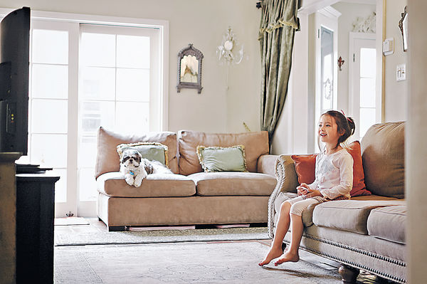 倫大研究結果 小童看電視致肥