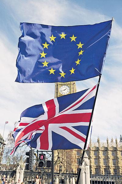 歐盟︰英公民只擁「有限居留權」